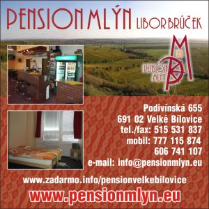 PENSION MLÝN
